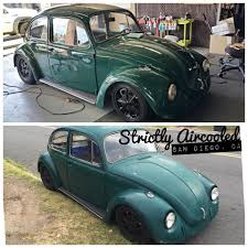 volkswagen vintage cars strictly aircooled volkswagen bug repair shop san diego