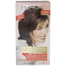 light ash brown hair color l oreal excellence creme pro keratine 6a light ash brown cooler
