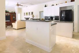 modern kitchen with white cabinets view of a beautiful modern kitchen with upscale appliances white