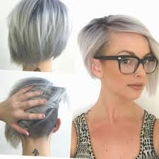front and back pictures of short hairstyles for gray hair hairstyles front long back short hairstyle trend with side bangs