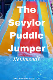 making a splash with the sevylor puddle jumper mummy bloggers