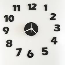 modern in wall clock 5 amazon in wall clocks silent wall clock