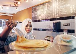 women drive success of somali mall in south minneapolis