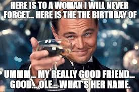 Happy Bday Memes - happy birthday memes for her