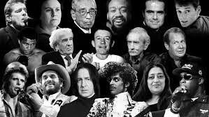 celebrities that died february 2016 2016 killed many of our icons cnn