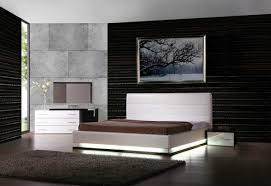 bedrooms modern leather bedroom furniture pisa white leather