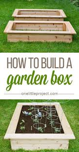 Garden Box Ideas 30 Raised Garden Bed Ideas Hative