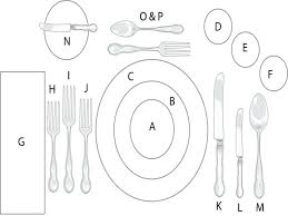 how to set a formal dinner table basic table setting images formal dinner table setting the table of