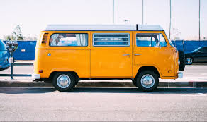 volkswagen yellow vanlife the magic recipe that caused hippies to fall in love with