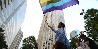 Charlotte Flag United Church Of Christ Files Lawsuit Against Marriage Ban In
