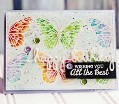 3d butterfly birthday card allfreepapercrafts com