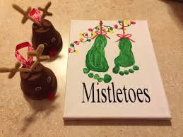 christmas craft kids mistletoes my own crafts u0026 family