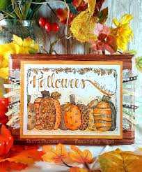 waving my wand create halloween home decor with adornit art play