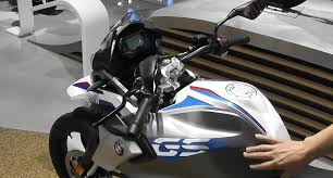 video motorcycle live a 2017 bike to see bmw u0027s g 310 gs morebikes