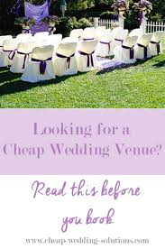 cheap wedding venues beautiful cheap wedding venues