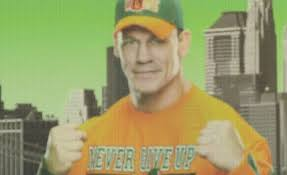 Are You Sure About That Meme - unexpected cena are you sure about that know your meme