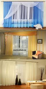 new voile curtains to enhance your interior home design interior