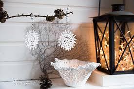 easy to make crochet ornaments