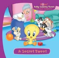 baby looney tunes secret tweet gina gold