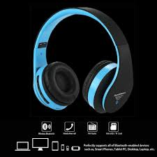 Bluetooth Headset For Desk Phone Stn 12 Stereo Bluetooth Headphone 4 In 1 Multifunctional Sales