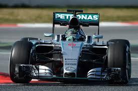 mercedes barcelona f1 2015 barcelona 2nd test rosberg mercedes the lowdown