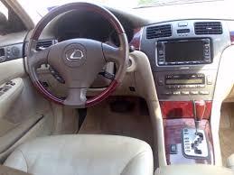 lexus es300 2002 lexus es 300 hid lights leather memory seats navigation