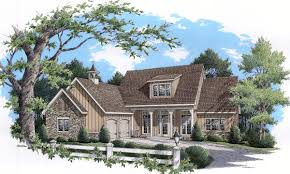 Cottage Plan by House Plan 65965 At Familyhomeplans Com