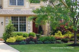 Lawn Landscaping Ideas Lewis Center Ohio Front Yard Landscaping Front Porch Designs