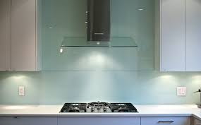 Glass Backsplash  Vancouver Custom Glass - Sheet glass backsplash