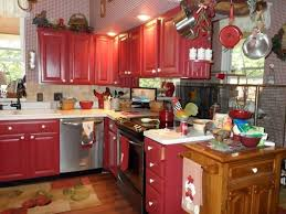 Kitchen Island Red by Red Kitchen Cabinets Best 25 Pine Kitchen Cabinets Ideas On