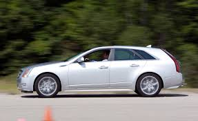 2010 cadillac cts mpg 2010 cadillac cts sport wagon 3 6 road test review car and driver