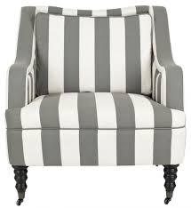 Grey And White Accent Chair Mcr4652a Accent Chairs Furniture By Safavieh
