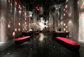 Restaurant Interior Design Ideas Fair 30 Black Restaurant Interior Design Decoration Of La