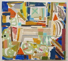 barbara campbell thomas above who spent several weeks this past summer looking at small scale paintings in italy exudes the exuberance and chaos that a