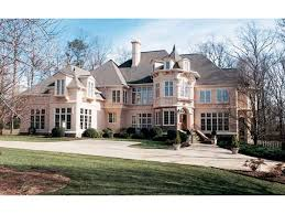 chateau style homes eplans chateau house plan formal occasions and casual times 4591