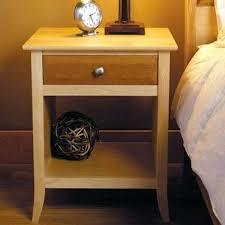 Bedside Table Diy Plan