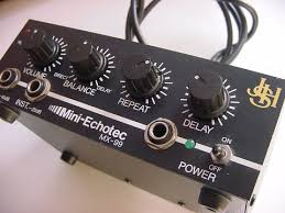 jhs delay jhs mx 99 mini echotec analog delay 110 00 studio1525