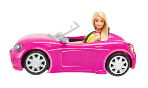 barbie corvette amazon com barbie glam convertible toys u0026 games