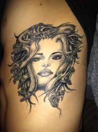 outstanding medusa tattoo design tattooshunter com