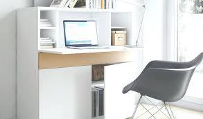 bureau secr騁aire meuble secretaire meuble design bureau vernan blanc bl oldnedvigimost info