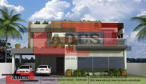 1 kanal house 410 s house elevation modern pinterest 1