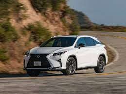 lexus crossover 2017 lexus rx buyer u0027s guide kelley blue book