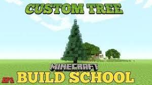 minecraft highland settlement custom map trees new pc