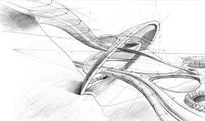 architectural sketch 6 u2013 potra mihai architecture