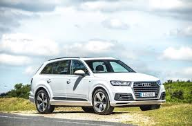 Audi Q7 Suv - audi launches cheaper q7 suv model with 218 hp 3 0 tdi in britain