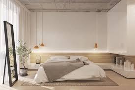 home design grey minimalist industrial bedroom decor with