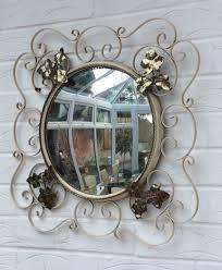 iron bathroom mirrors fashion iron bathroom mirror iron frame