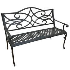 aluminum garden bench cast loveseat with picture with terrific