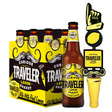 travelers beer images The traveler beer company curious travelers lemon shandy 12 fl oz png