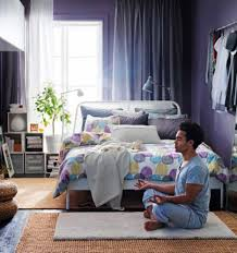 Ikea Bedroom Teenage Bedroom Elegant Teen Bedroom Decor Using Red And White Ikea Bed